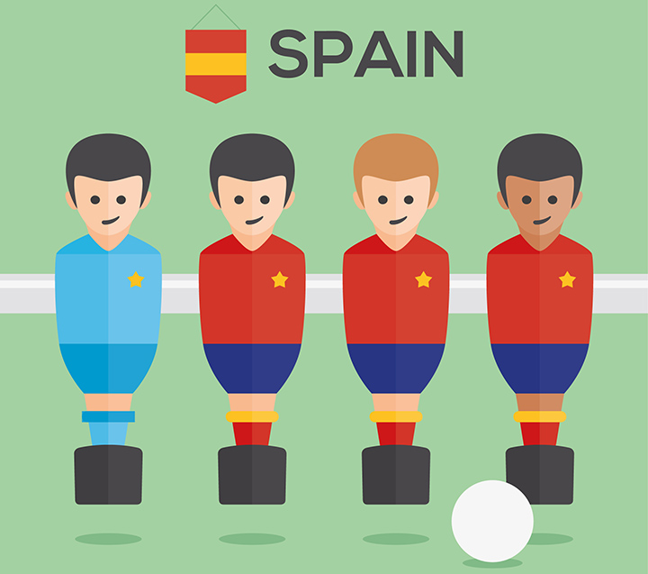 blog image SPAIN - SEGUNDA B & TERCERA