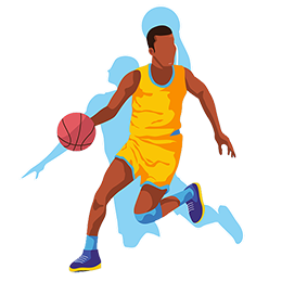 logo api basketball